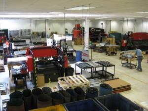 ETM Manufacturing Capacity